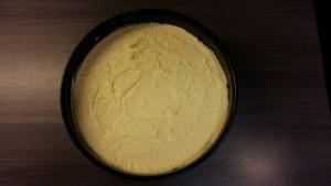Zmes za skutin kolač